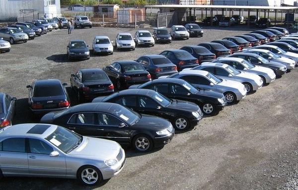 фото подержанных авто в тюмени