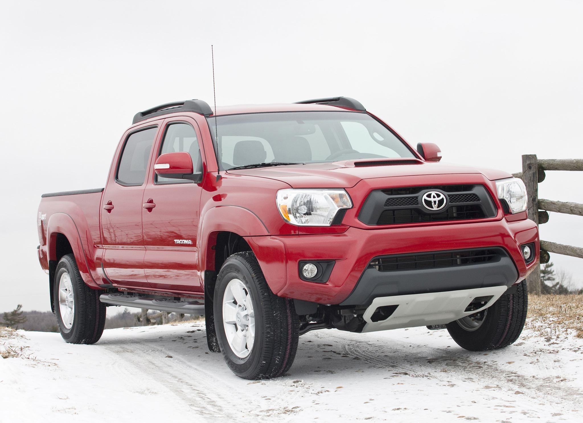 Toyota Такома технические #10